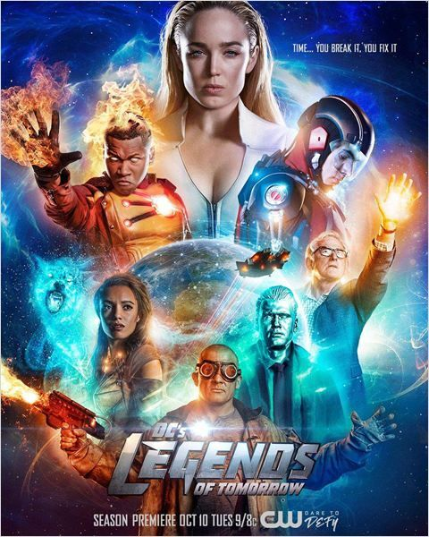 DC's Legends of Tomorrow – Saison 3 [Streaming] [Telecharger]