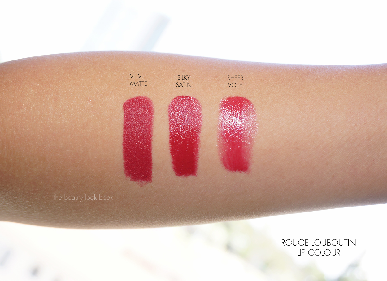 Christian Louboutin Lip Colours: Rouge Louboutin | The Beauty Look ...