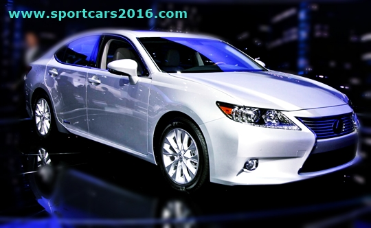 2017 Lexus Es 300h Changes Specs Price