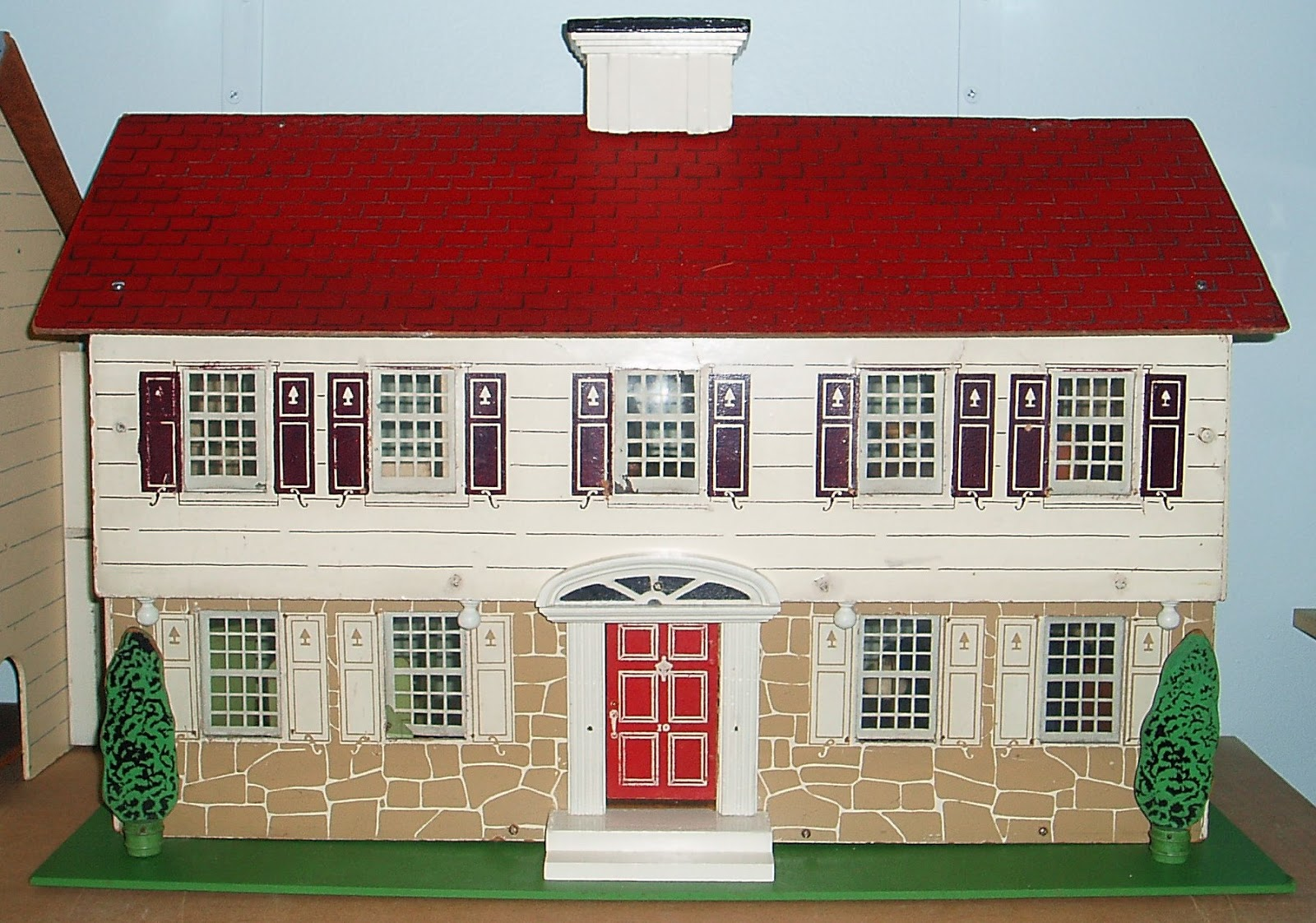 my vintage dollhouses my keystone of boston houses