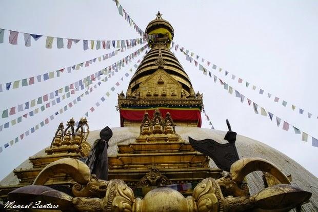 Swayambhunath, stupa