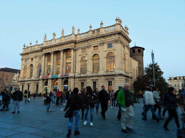 palazzo madama piazza castello torino