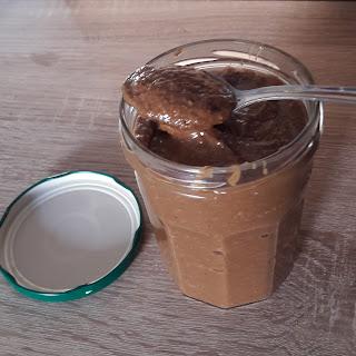 recette délicieuse facile rapide pâte à tartiner enfant nutella maison pot de confiture
