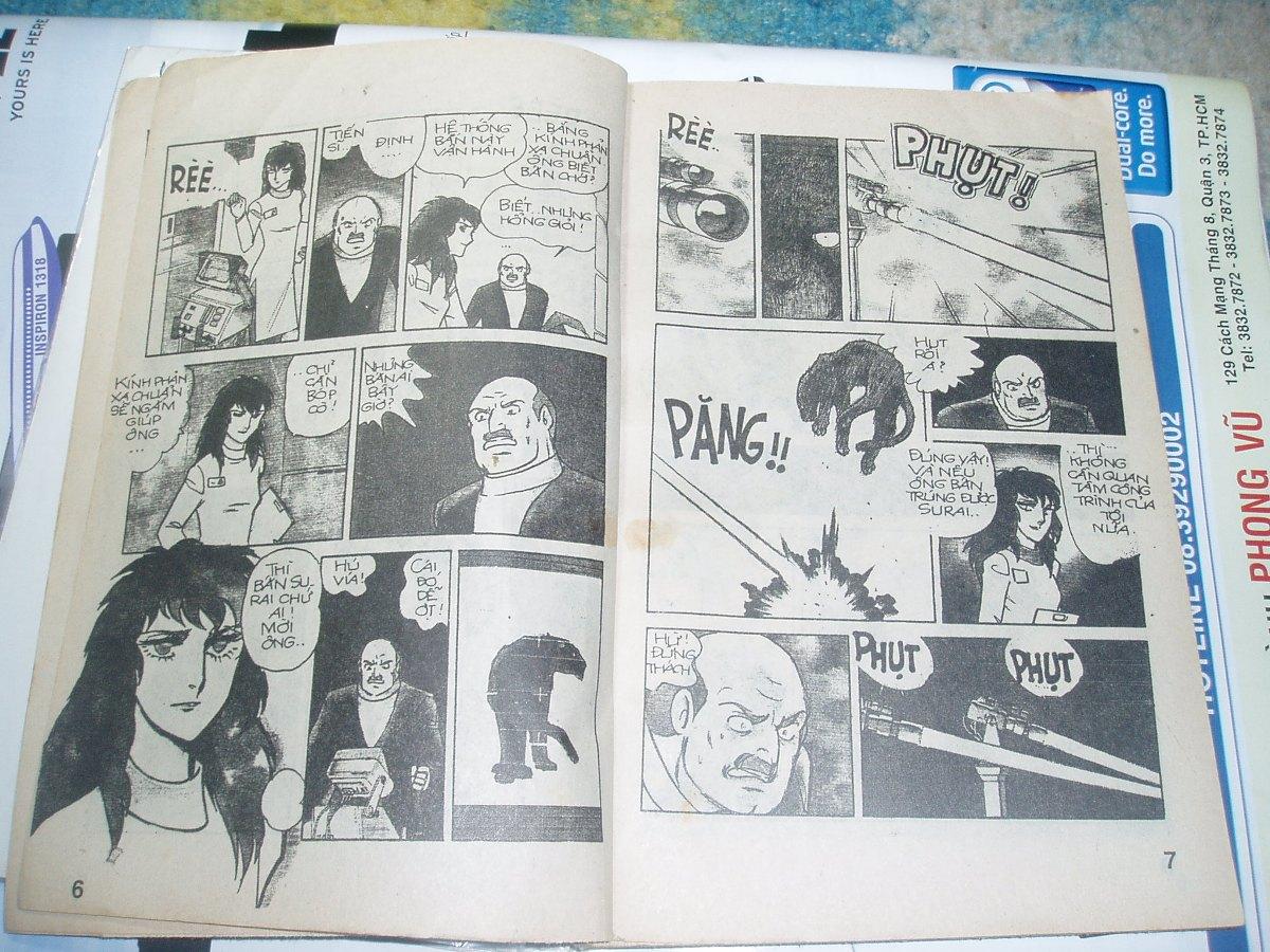 Siêu nhân Locke vol 01 trang 2