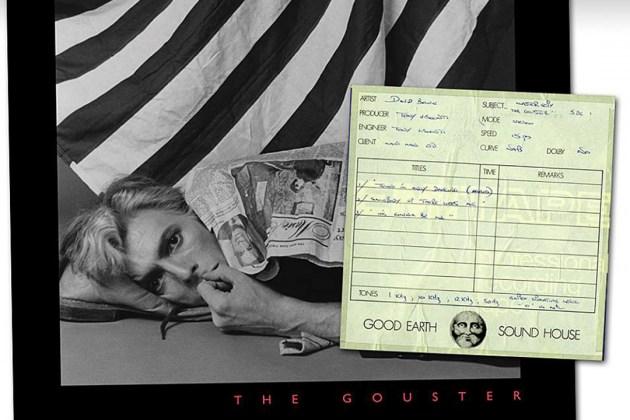 "Lanzan ""The Gouster"", álbum inédito de David Bowie"