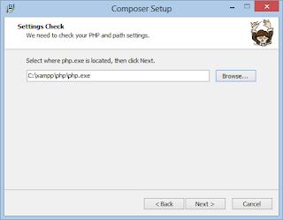 Instalación Laravel con Composer