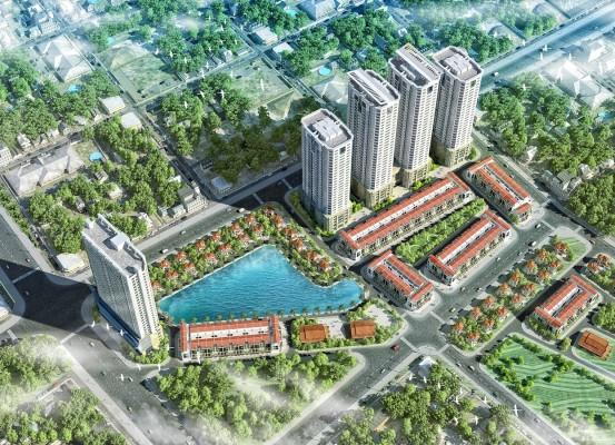 dấu ấn nổi bật dự án 36 Phạm Hùng