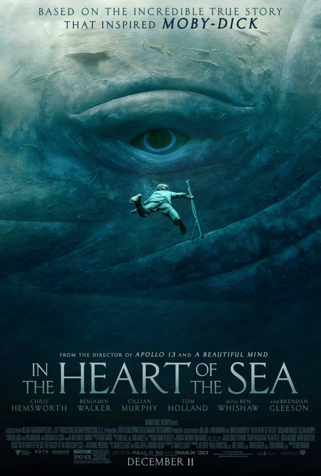 Movie review mom in the heart of the sea offers amazing in the heart of the sea offers amazing cinematography and cgi fandeluxe Epub