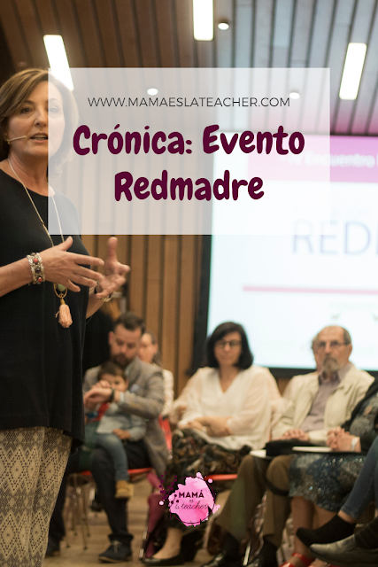 crónica evento redmadre - Madrid 8 mayo