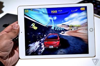 ipad Air 2 là sản phẩm mơ ước của nhiều tín đồ công nghệ