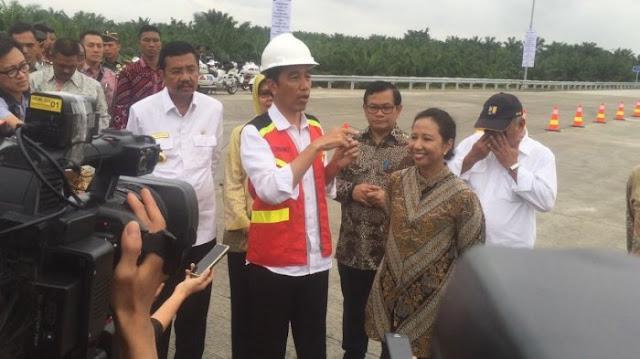 Jokowi Sudah Nggak Sabar Punya Mantu Orang Batak