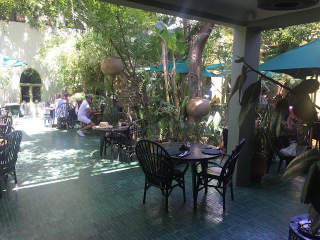 Regardsetmaisons for Le jardin 32 route sidi abdelaziz marrakech 40000