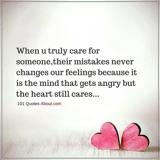 """Care Quotes"""