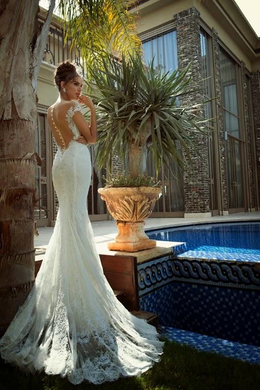 Frühjahr/Sommer 2015 Brautkleider Trends