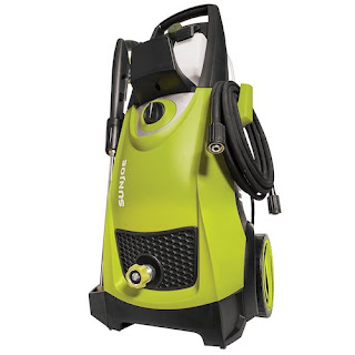 Electric Pressure Washer: Sun Joe SPX3000 Pressure Joe 2030 PSI 1.76 GPM 14.5-Amp