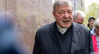 Australia's Cardinal George Pell remanded into custody for child sex offences