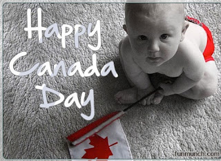 whatsapp canada day images