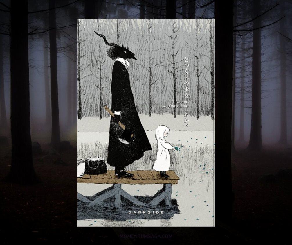 Resenha: A menina do outro lado, volume 2, de Nagabe