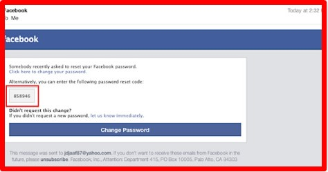 Facebook Login Page forgot Password - Jason-Queally