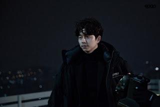 鬼怪-孔劉-拍攝花絮