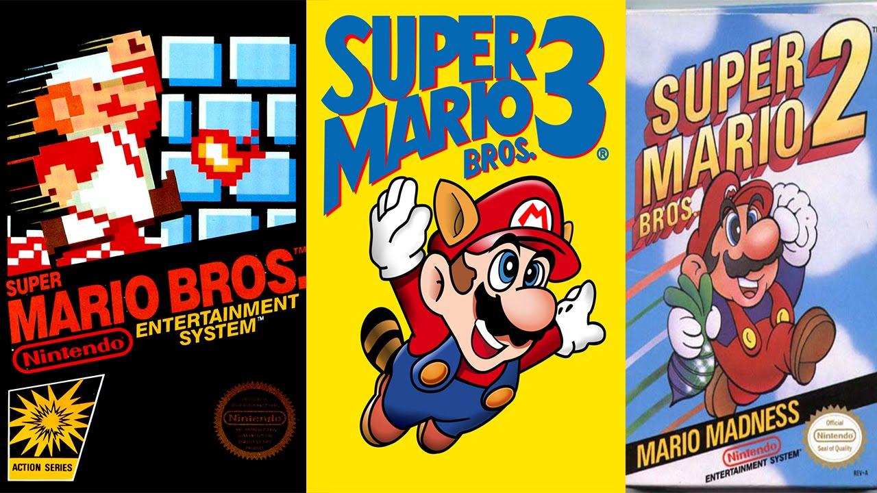 descargar Super Mario Bros 1 Para Android (Apk)