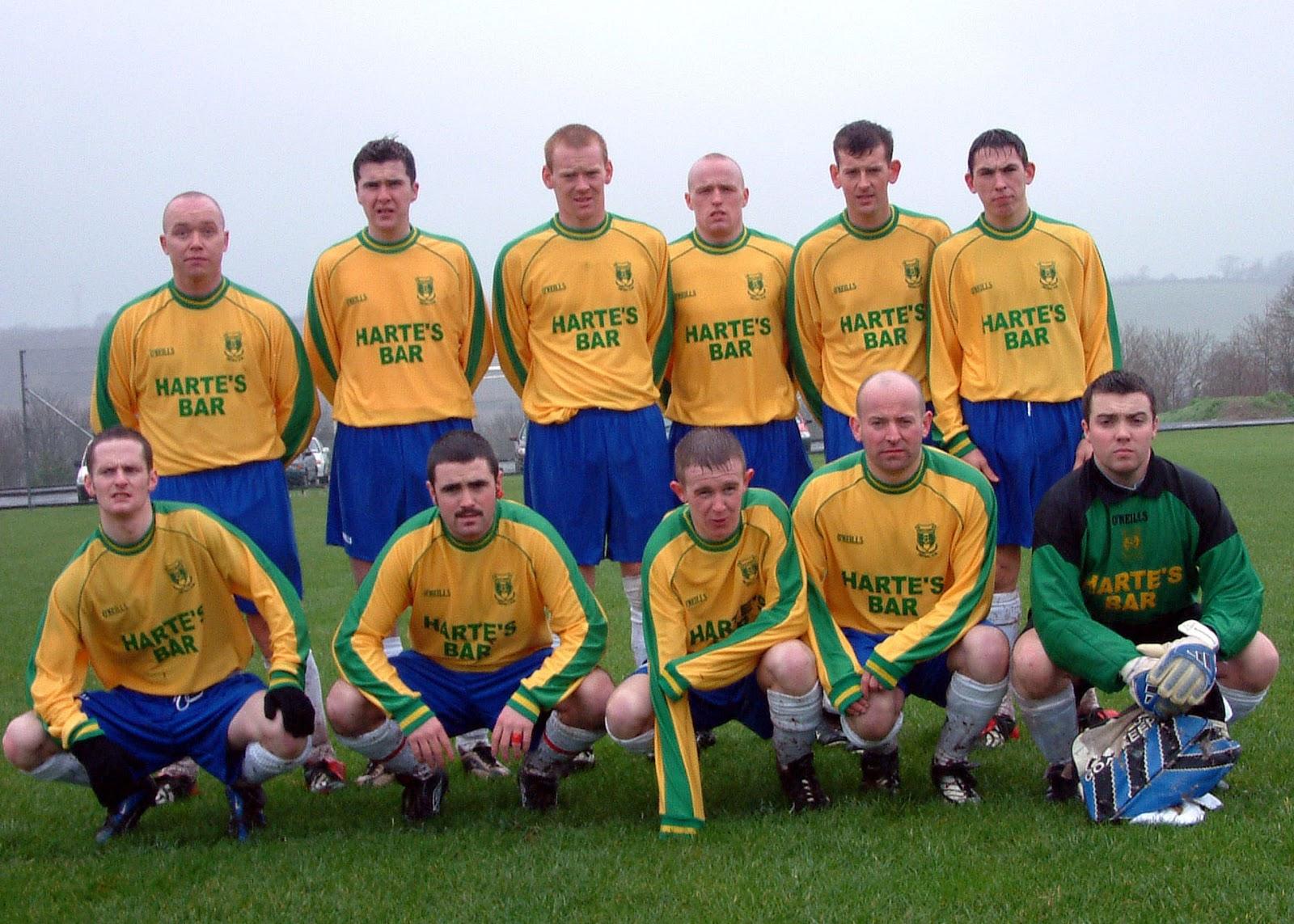 133c7ce024a SOCCER IN CORK: Teams and Action January 2003
