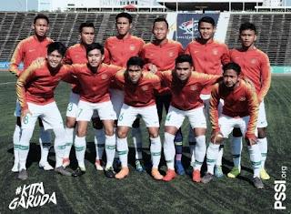 Timnas Indonesia U-22 Ditahan Imbang Myanmar 1-1 Piala AFF U-22 2019