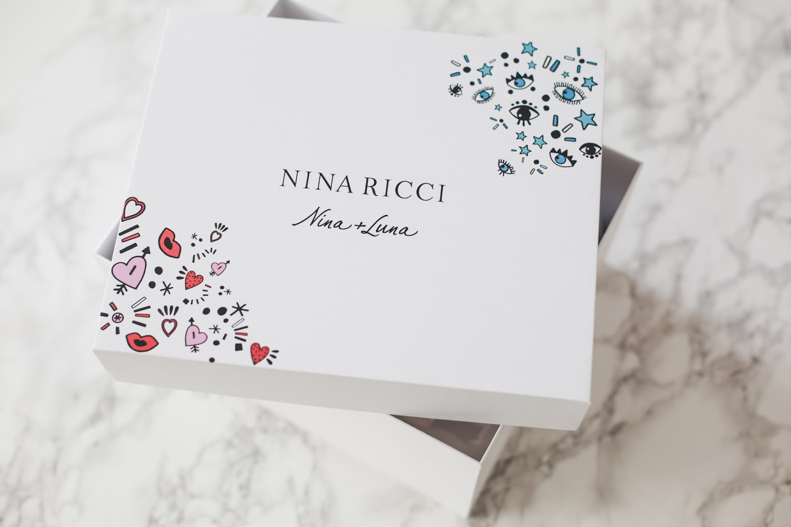Box My Best Valentine Nina Ricci
