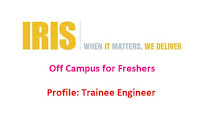 IRIS-Software-off-campus-for-freshers