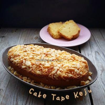 Resep Kue Tape Keju Ala Resto Sederhana By @endahpalupid