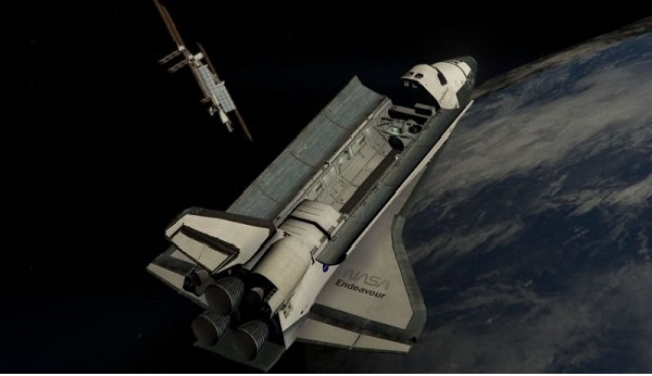 gta 5 space shuttle mission - photo #1