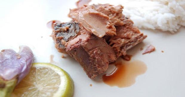 Tuna In Vinegar (Paksiw Na Tuna) Recipe