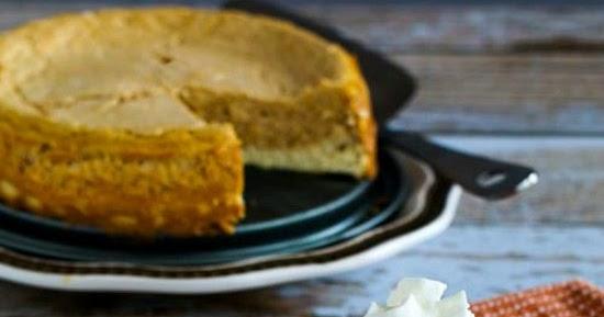 ... Kitchen®: Low-Sugar (or Sugar-Free) Layered Pumpkin Cheesecake