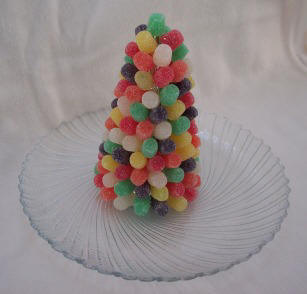 Cooking with Barry & Meta: Gumdrop Tree – a fun project