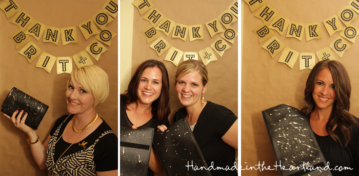 DIY Party Photo Booth