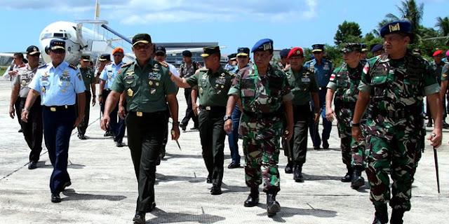 Panglima TNI Berdoa Tentara Filipina minta bantuan TNI