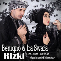 Lirik Lagu Beniqno & Ira Swara RIZKI