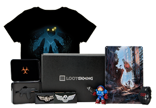 LOOTCRATE Gaming crate