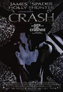 Crash 1996 movie poster