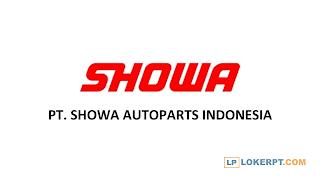 Lowongan Kerja Terbaru PT Showa Autoparts