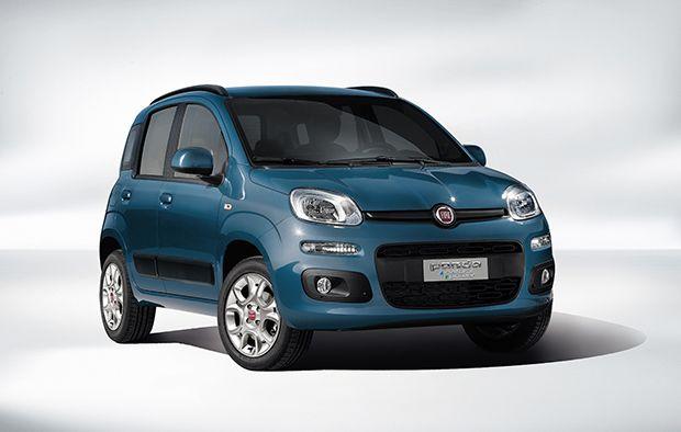 Το Fiat Panda CNG