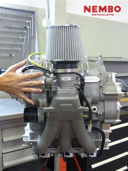 Nembo Motorcycle Engine