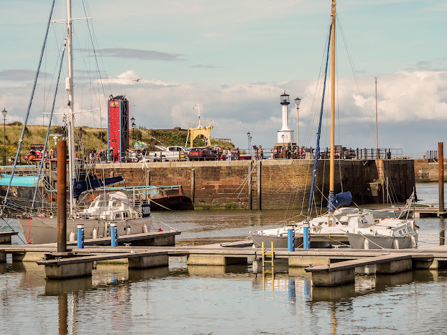 Photo of Maryport Fun Day from the marina