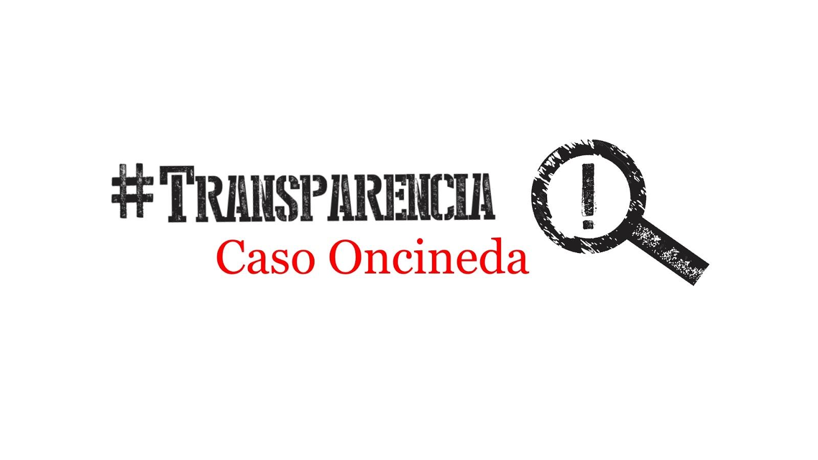 Rueda de Prensa sobre Oncineda