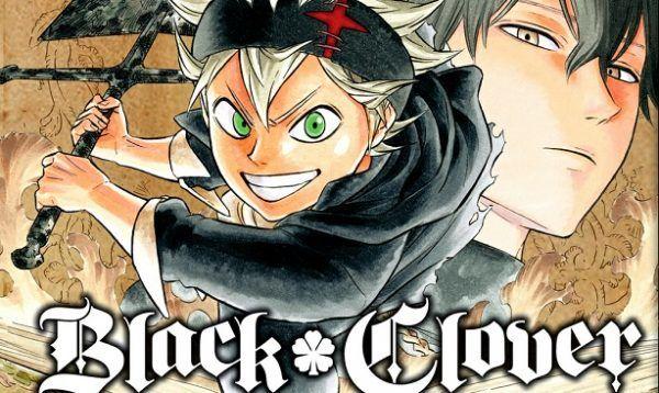 El manga Black Clover ha vendido 5,5 millones de copias