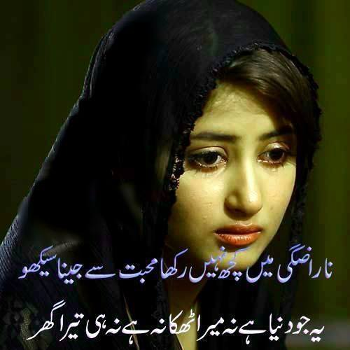 2 lines urdu sad poetry couples poetry with images sad