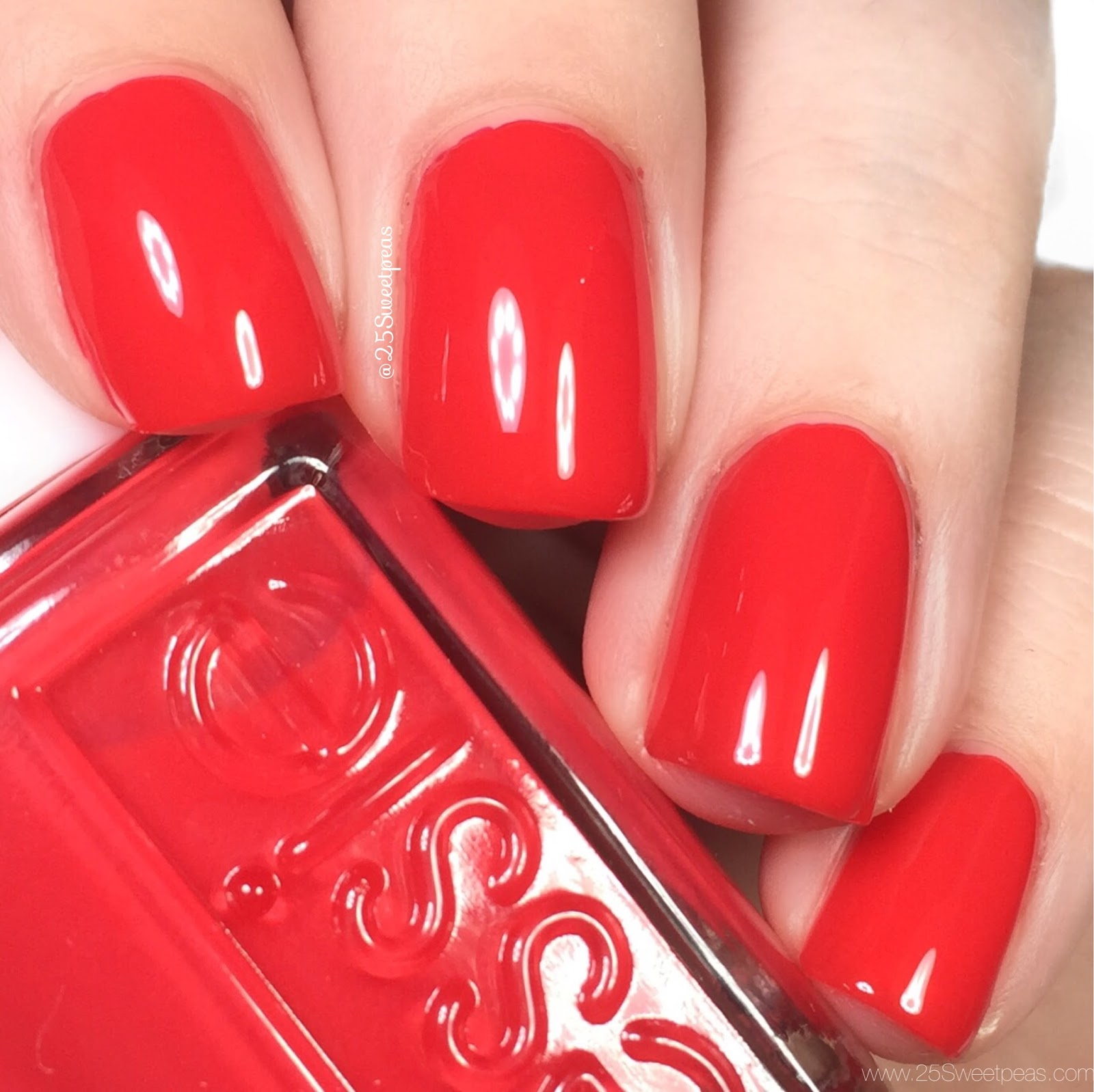 Essie Too, Too, Hot