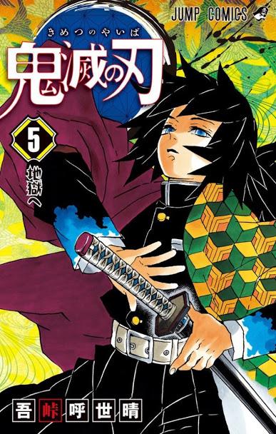 Ver online descargar Kimetsu no Yaiba Manga Español