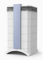 IQ air purifier filter for offgassing VOCs abatement