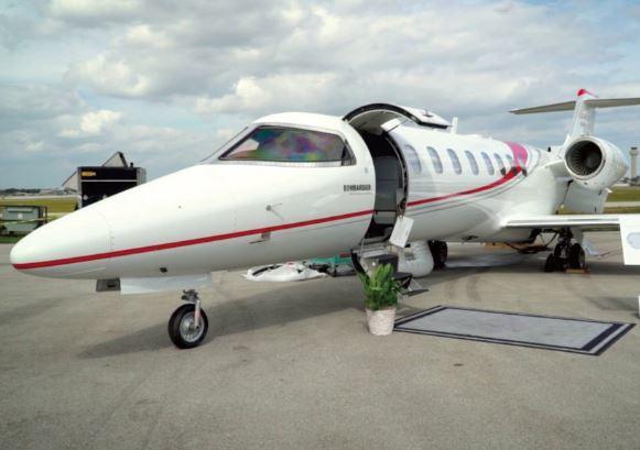 Bombardier Learjet 75 specs